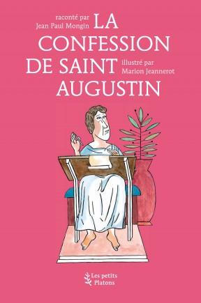 Livre philosophie enfants dès 9 ans – La Confession de saint Augustin
