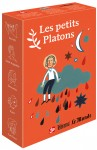 Livre philosophie pour les enfants – Coffret orange 5 petits Platons