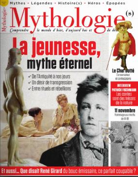 Mythologie(s), octobre-novembre 2016