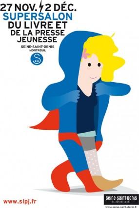 Salon du livre et de la presse jeunesse 2013