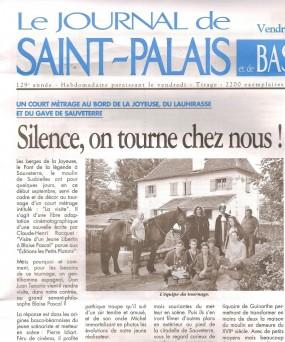 Adaptation cinématographique - Visite d'un jeune libertin à Blaise Pascal