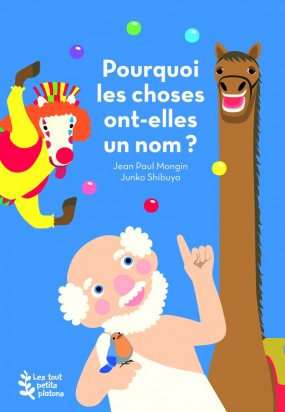 """""""Pourquoi les choses ont-elles un nom ?"""" sur France Info !"""